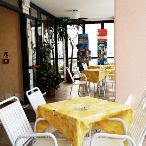 veranda esterna hotel euromar