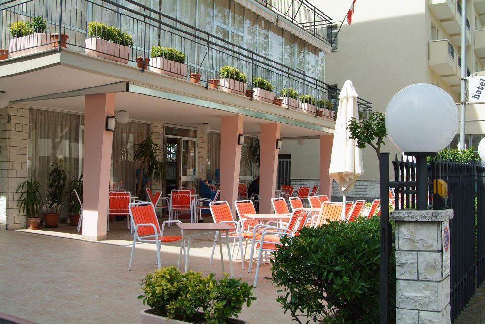 hotel euromar rimini servizi