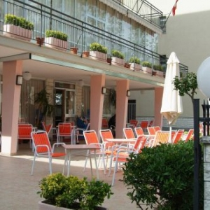 hotel euromar rimini esterno