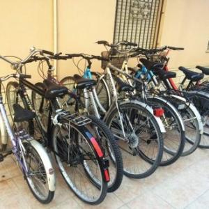 biciclette hotel euromar rimni